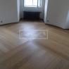 Podlahové lišty a naše práce s detaily - Kolmé napojení prken