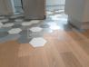 Podlahové lišty a naše práce s detaily - Oktagon - pružný polymer