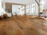 Třívrstvé dřevěné podlahy - Dub JUMBO