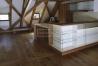 Masivní dřevěné podlahy - Dub Colorado, ručně škrábaný