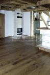 Extra široká podlahová prkna - Dub Giant