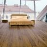 Masivní dřevěné podlahy - Rudda Dub Chateaux Antik kouřový, postaršený, olej