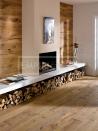 Masivní dřevěné podlahy - Rudda Dub Chateaux Antik postaršený, olej