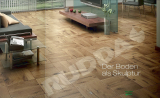 Square & line collection - Dub Wood Art® Montana, ručně hoblovaný, postaršený povrch