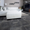 Square & line collection - Dub Spiral Greystone