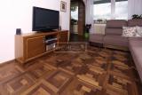 Square & line collection - Merbau Spiral