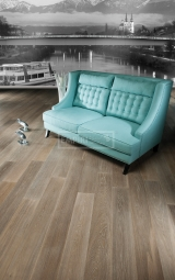 Dvouvrstvé dřevěné podlahy - Dub Villach