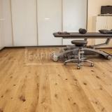 Třívrstvé dřevěné podlahy - Dub Grand Rustikal, jemný kartáč, olej