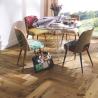 Masivní dřevěné podlahy - Dub rustikal, fáze, olej. Velkoplošná rybina