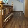 Dvouvrstvé dřevěné podlahy - Iroko parketa