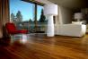 Třívrstvé dřevěné podlahy - Dub rustikal kouřový jemně kartáčovaný