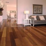 Třívrstvé dřevěné podlahy - Iroko
