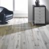 Třívrstvé dřevěné podlahy - Dub arctic bělený, ručně škrábaný, hoblovaný