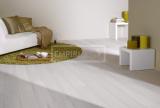 Třívrstvé dřevěné podlahy - Dub natur, bílý olej, fáze