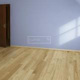 Třívrstvé dřevěné podlahy - Hevea Prkno