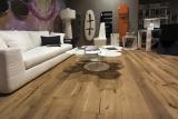 Třívrstvé dřevěné podlahy - Dub Sahara Solidfloor Vintage