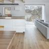 Třívrstvé dřevěné podlahy - Dub Raw, rustikal, fáze, olej.