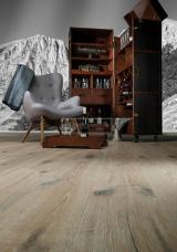 Třívrstvé dřevěné podlahy - Dub Olymp
