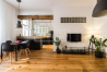 Třívrstvé dřevěné podlahy - Dub Grand Rustic, jemný kartáč, olej