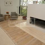 Masivní dřevěné podlahy - Dub rustikal bělený