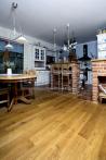 Masivní dřevěné podlahy - Dub evropský natur/rustikal