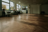 Dvouvrstvé dřevěné podlahy - Parketa Dub Avantgard (Rustikal se suky)