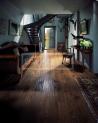 Masivní dřevěné podlahy - Dub evropský rustikal ručně škrábaný, hoblovaný