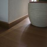 Podlahové lišty a naše práce s detaily - Obvodová Lišta Cube 630