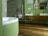 Podlahové lišty a naše práce s detaily - nábytek z podlahy