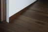 Podlahové lišty a naše práce s detaily - zapuštěná lišta