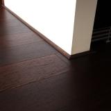 Podlahové lišty a naše práce s detaily - Obvodová Lišta S 25/07 wenge masiv