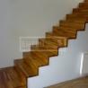 Masivní schody - Masivní schody TEAK stupně