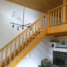 Masivní schody - Masivní schody SMRK