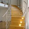 Masivní schody - Masivní schody  DUB průběžná spárovka