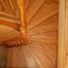 Masivní schody - Masivní schody DUB mořený