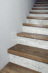 Obložení a renovace schodů - obložení schodů Dub Solidfloor Nevada