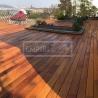 Dřevěná terasová prkna - Garapa 21x145x1220-3960mm    Hladká