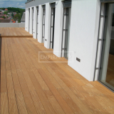 Dřevěná terasová prkna - Garapa 25x145x1800-6100