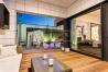 Dřevěná terasová prkna - Garapa A/B 25x145 jemná/hrubá drážka