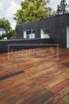 Dřevěná terasová prkna - Ipe 20x140 - hladký