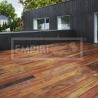 Dřevěná terasová prkna - Ipe 21x145 - hladké