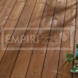 Dřevěná terasová prkna - Thermo borovice