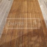 Dřevěná terasová prkna - Thermo jasan selekt