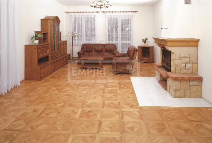Mozaikové parkety Dub castelo, classic