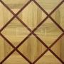Vzor 03W Dub vídeňský kříž listela merbau