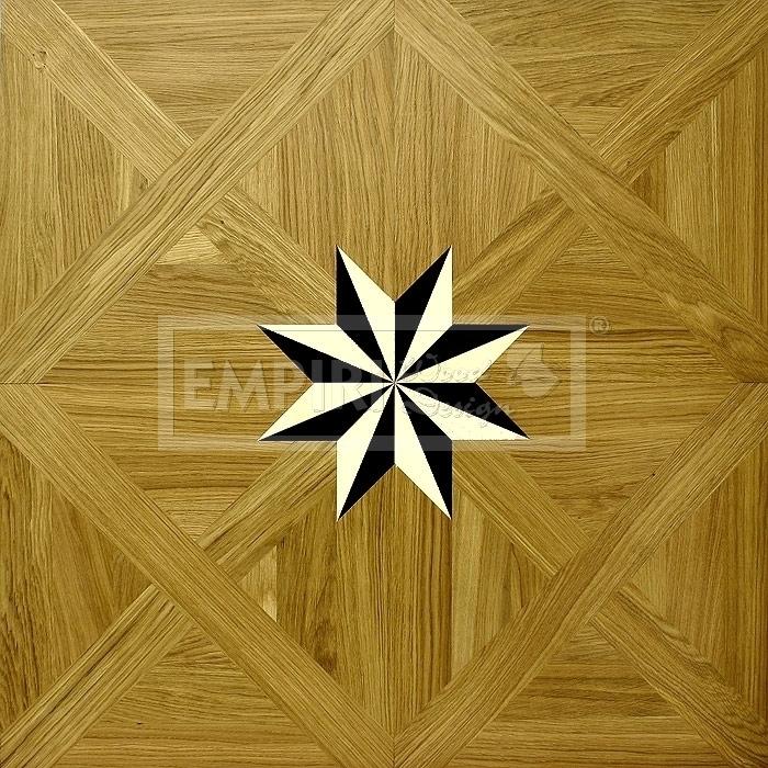 Vzor 03W Vídeňský kříž s intarzií Royal star