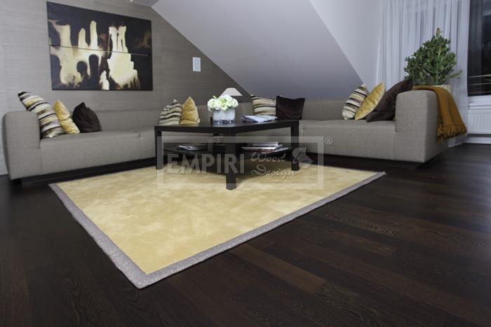 Dvouvrstvá dřevěná podlaha Wenge