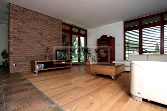Dvouvrstvá dřevěná podlaha Červený dub