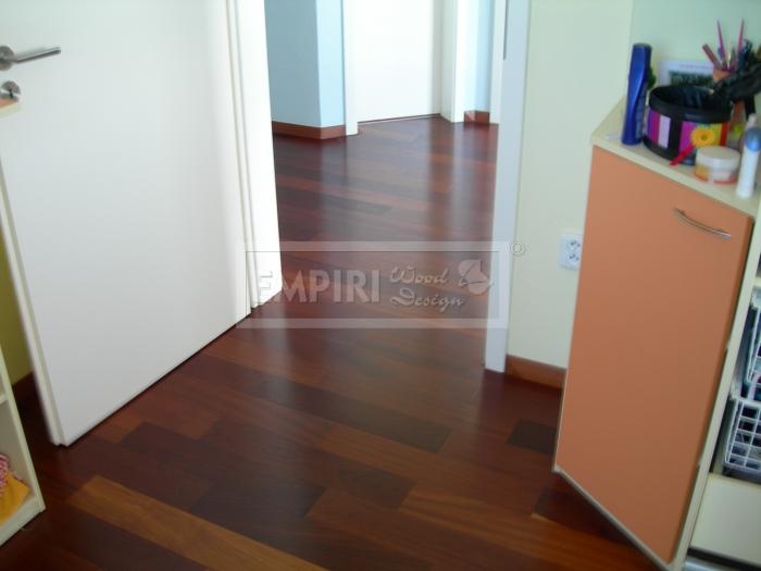 Dvouvrstvá dřevěná podlaha Jatoba
