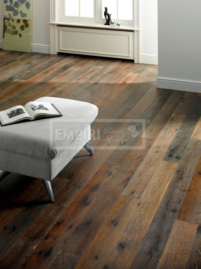 Třívrstvá dřevěná podlaha Dub costa
